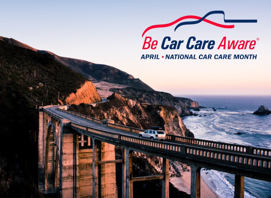 April is National Car Care Month Get Your Car Ready for Spring and Summer Road Trips